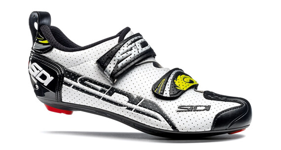 Sidi T-4 Air Carbon But biały